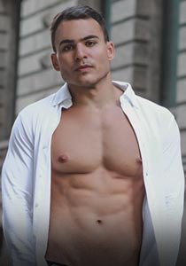 good looking male escorts in london knightsbridge bisexual JACOB