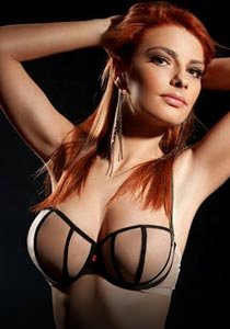 busty red head london escort Carina in Gloucester Road